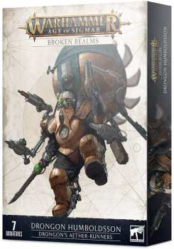 5011921145430 Figurine Warhammer 40000 Drongons Aether-Runners
