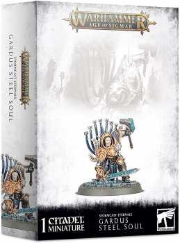 5011921139002 Figurine Warhammer 40000 Stormcast Eternals Gardus Steel Soul