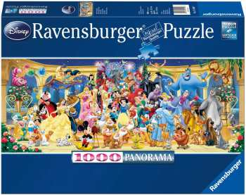 4005556151097 Puzzle Disney 1000pcs - Ravensburger