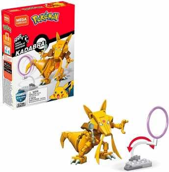 887961834505 Figurine - Construit Le - Mega Construx - Pokemon Kadabra