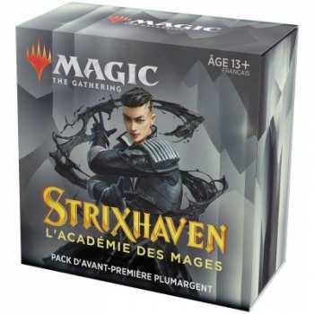5510108402 Booster Strixhaven L Academie Des Mages - Magic The Gathering -