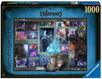 4005556165193 Puzzle Disney Hades Villainous 1000P