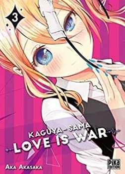 9782811663285 Manga Kaguya-sama Love Is War Tome 3 - Pika -
