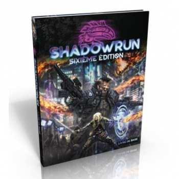 9782363288561 Livre JDR Shadowrun Livre De Base Sixieme Edition