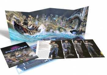 9782363288714 Livre JDR Shadowrun Ecran Du Mj  Sixieme Edition