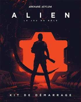 9782372551113 JDR Alien Kit De Demarrage - Arkhane Asylum -