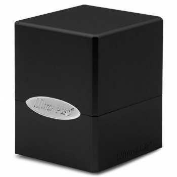 74427155858 Deck Box Ultra Pro Satin Noire 100 Places