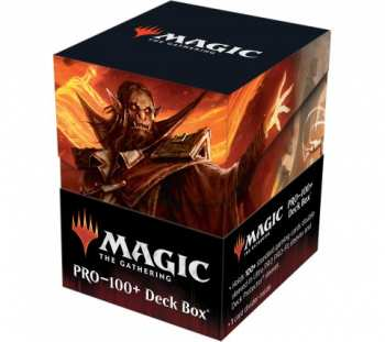 74427186302 Deck Box 100 Magic The Gathering: Strixhaven V4