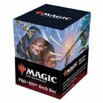 74427186296 Deck Box 100 Magic The Gathering: Strixhaven V3