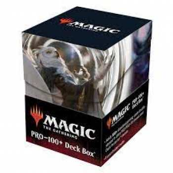 74427185480 Deck Box 100 Magic The Gathering Strixhaven V1