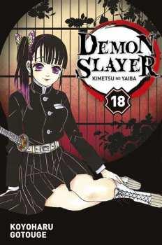 9782809498103 Demon Slayer Tome 18 - Panini -