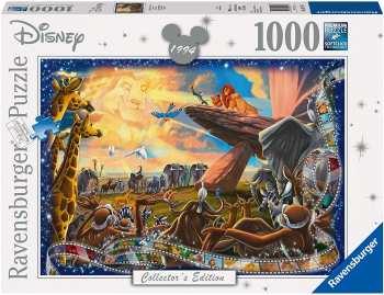 4005556197477 Disney Puzzle Collectors Edition 1000P Roi Lion