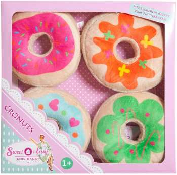 4002827680041 peluche donutsX4 +1