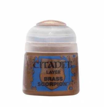 5011921027835 Peinture Citadel Couche ( Brass Scorpion ) 12ml