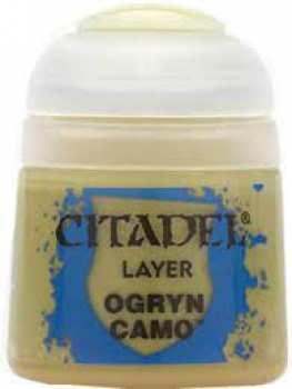 5011921027606 Peinture Citadel Couche ( Ogryn Camo ) 12ml