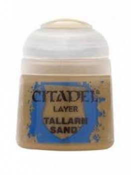 5011921027637 Peinture Citadel Couche ( Tallarn Sand  ) 12ml