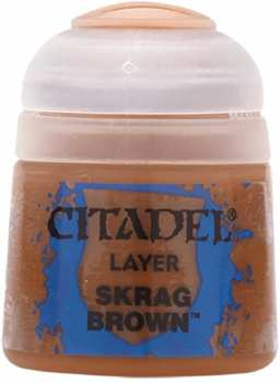 5011921027699 Peinture Citadel Couche ( Skrag Brown ) 12ml