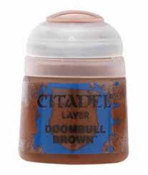 5011921027743 Peinture Citadel Couche ( Doombull Brown ) 12ml