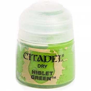 5011921067282 Peinture Citadel Sec ( Niblet Green ) 12ml
