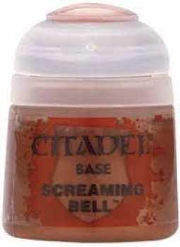 5011921026579 Peinture Citadel Base ( Screaming Bell ) 12ml
