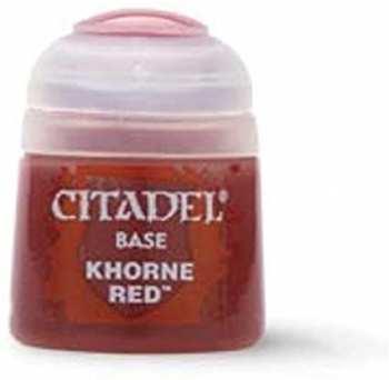5011921026210 Peinture Citadel Base ( Khorne Red ) 12ml