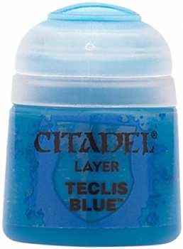 5011921027200 Peinture Citadel Couche ( Teclis Blue ) 12ml