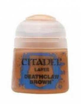 5011921027705 Peinture Citadel Couche ( Deathclaw Brown ) 12ml