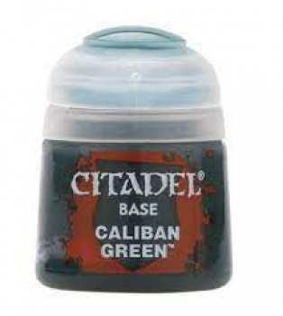 5011921026395 Peinture Citadel Base ( Caliban Green ) 12ml