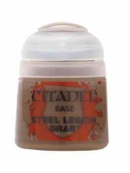 5011921026449 Peinture Citadel Base ( Steel Legion Drab ) 12ml