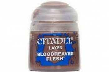 5011921121182 Peinture Citadel Couche ( Bloodreaver Flesh ) 12ml