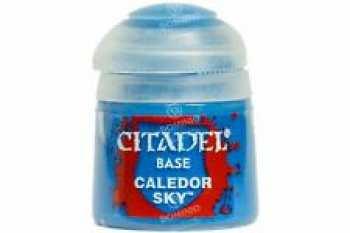 5011921026364 Peinture Citadel Base ( Caledor Sky ) 12ml