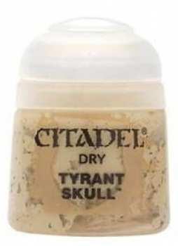 5011921027125 Peinture Citadel Sec ( Tyrant Skull ) 12ml