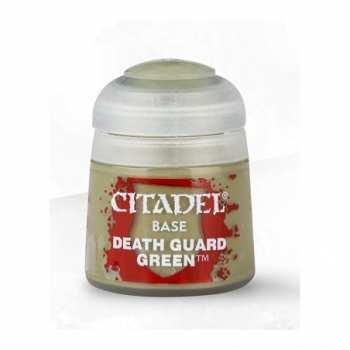 5011921084296 Peinture Citadel Base ( Death Guard Green ) 12ml
