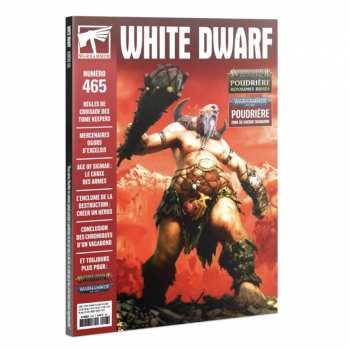 5510108515 Magazine Warhammer - White Dwarf - 465