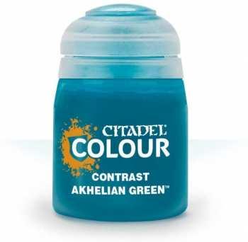 5011921120765 Peinture Citadel Contrast ( Akhelian Green ) 18ml