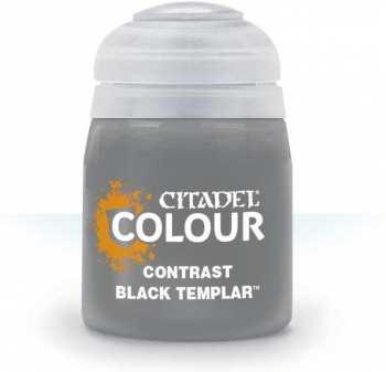 5011921120956 Peinture Citadel Contrast ( Black Templar ) 18ml