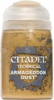 5011921121274 Peinture Citadel Technique ( Armageddon Dust ) 24ml