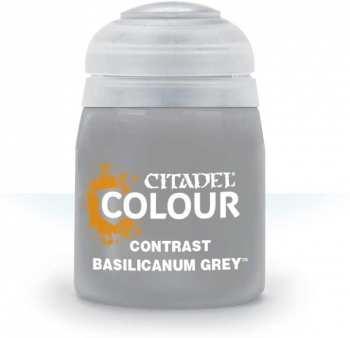 5011921120949 Peinture Citadel Contrast ( Basilicanum Grey ) 18ml