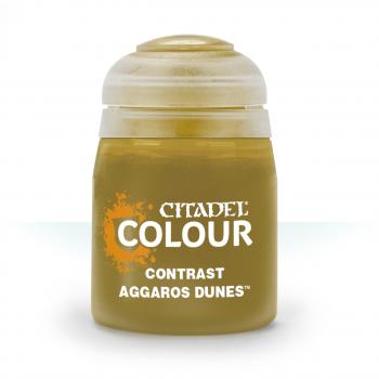 5011921120826 Peinture Citadel Contrast ( Aggaros Dunes ) 18ml