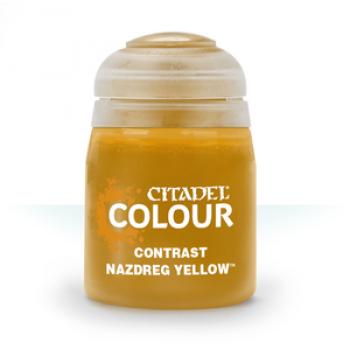 5011921120789 Peinture Citadel Contrast ( Nazdreg Yellow ) 18ml