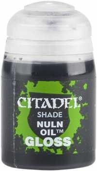 5011921075058 Peinture Citadel Ombre ( Nuln Oil Gloss ) 24ml