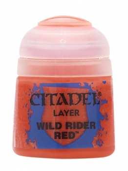 5011921026685 Peinture Citadel Couche ( Wild Rider Red ) 12ml
