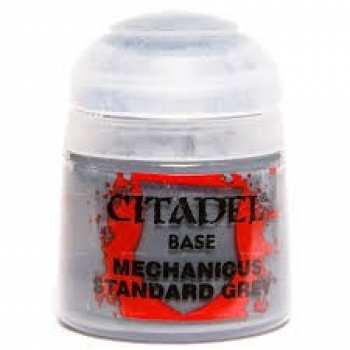 5011921026517 Peinture Citadel Base ( Mechanicus Standard Grey ) 12ml
