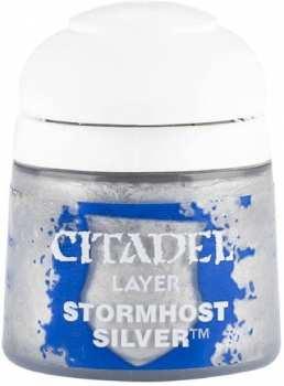 5011921073290 Peinture Citadel Couche ( Stormhost Silver ) 12ml