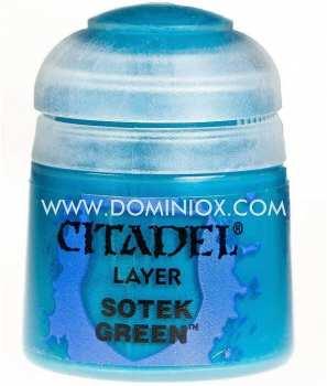 5011921027224 Peinture Citadel Couche ( Sotek Green ) 12ml