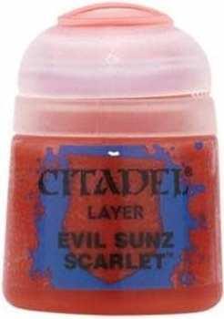 5011921026678 Peinture Citadel Couche ( Evil Sunz Scarlet ) 12ml