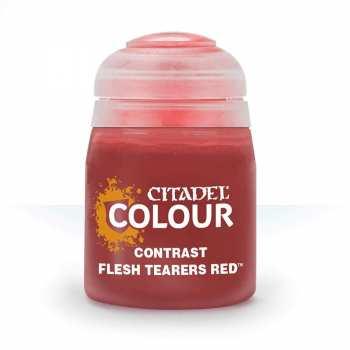 5011921120703 Peinture Citadel Contrast ( Flesh Tearers Red ) 18ml