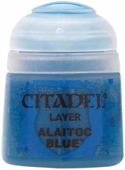 5011921026869 Peinture Citadel Couche ( Alaitoc Blue ) 12ml
