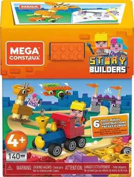 887961903744 Mega Construx Histoire  A Construire