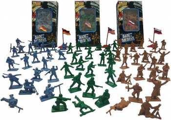 8712051028736 nsemble De Petits Soldats boite cartons 20 pieces 5 cm